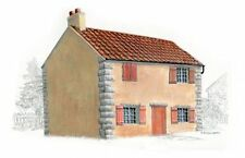 "Armourfast 79001 1/72 WWII Era ""The Normandy House"" Farmhouse"