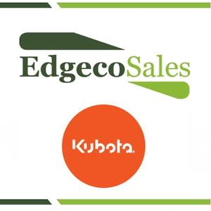 Kubota L5240 Bonnet Badge, Nuts & Washers - RC41157220