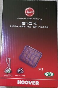 Hoover S104 Hepa Filter 35600990 new boxed