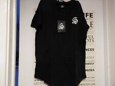 Sinners Attire - Black T-Shirt, Large