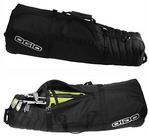 OGIO Destination Golf Travel Bag with Wheels - Fits Stand & Cart Bags - NEW!!