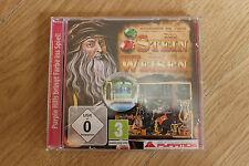 PC CD Spiel Der Stein der Weisen - Leonardo da Vinci