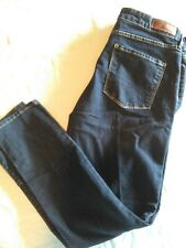 Levis Denizen Womens Jeans 12 Modern Skinny Dark Wash Denim