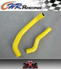 Yellow Silicone Coolant Hose for Suzuki LTZ 400 & Kawasaki KFX400 & DVX400 03-08