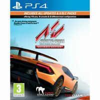 Assetto Corsa Ultimate Edition PS4 PLAYSTATION New and Sealed