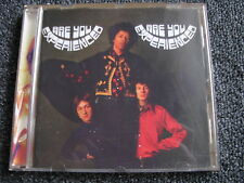 Jimi Hendrix-Are you Experienced CD-Made in EC-Germany