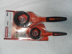 Craftsman 2-PC Multi-Purpose Rubber Strap Wrench Tool Set NIP - 9-45570 45570