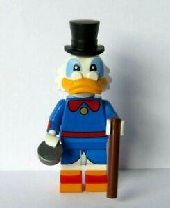 LEGO Disney  Minifigure Scrooge McDuck  Christmas Carol Stocking Filler Advent