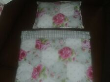 DOLL COT PRAM QUILT CATH KIDSTON FABRIC SUIT BABY ANNABELL ETC