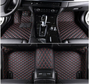 Car Mats For Dodge Magnum 4WD Floor Mats Auto Mats Rugs 1st&2nd Row 2005-2008