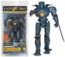 """Pacific Rim Reactor Blast Gipsy Danger Jaeger 7"""" Action Figure NECA  Series 6"""