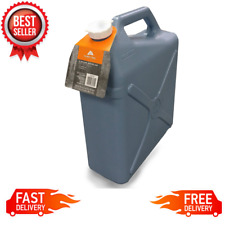 6 Gallon Water Carrier Jug Jerry Can Heavy Duty BPA Free Plastic For Camping NEW