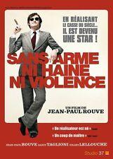 DVD SANS ARME NI HAINE NI VIOLENCE
