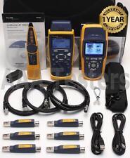 Fluke CableIQ CIQ-GSV2 Gigabit Service Kit LinkRunner AT1000 CIQ GSV2 CIQ-GSV