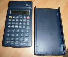 FULLY Working SHARP EL-531H SCIENTIFIC Calculator - WITH Slide Case - School etc