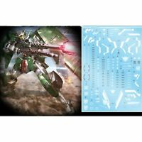 Water Decal FOR DIY Decorative Paste for MG 1:100 Gundam Dynames GN-002 Gundam