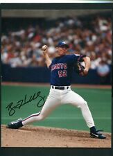 Roy Halladay HOF Cy Young Winner Signed 8x10 Rookie Photo Auto Toronto Blue Jays