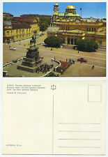 30312 - Sofia - Platz Narodno Sobranie - alte Ansichtskarte