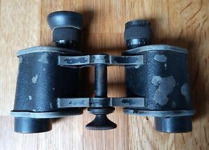 WW1 German Army DF 03 Dienstglas Binoculars Spares And Repair