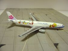 China Airlines Airbus A330-300 Sweet B-18311 1/400 scale diecast Dragon Wings