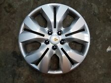 "1 New 2012 2013 2014 2015 2016 Cruze 16"" Hubcap Wheels Cover 3294 Free Shipping"