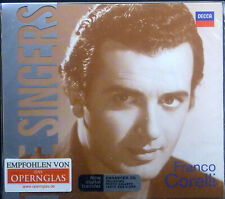 CD FRANCO CORELLI - the singers, ovp