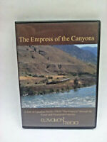 The Empress if the Canyon DVD Canadian Pacific #2816 Train - Free shipping