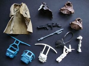 Original Vintage Star Wars Weapons/ Accessories Lot!