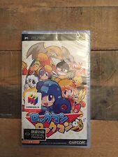 Rockman / Mega Man PSP Japanese Playstation Portable New and Sealed - US Seller