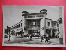 CAEN  :  L'Entrée de la Gare Routière.........VO.1949.