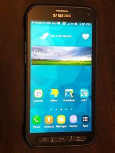Samsung Galaxy S5 SM-G900W8 - 16GB - Grey - UNLOCKED GSM AT&T TMOBILE METRO PCS