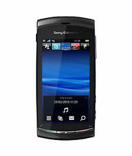 Sony Ericsson  Vivaz U5i - Schwarz (Ohne Simlock) Smartphone
