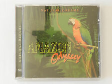 CD Amazon Odyssey Natural Dreams Music for Relaxation