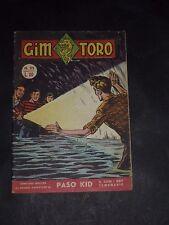 ***GIM TORO N. 25*** ED. DARDO (24 NOVEMBRE 1957)
