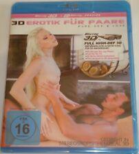 Erotik für Paare Pure Sex & Love  3D+2D (REAL 3D) Erotic  NEU OVP