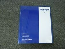 1996-2000 Triumph Trophy 900 Motorcycle Service Repair Manual 1997 1998 1999