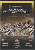 *National Geographic: Grandes Migraciones V. 2 (DVD) + Multiple promotions