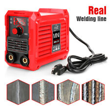 Small 110v 225amp Igbt Arc Welding Machine Inverter Dc Mma Electric Welder Stick