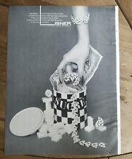 1959 vintage Lisner Springtime necklace bracelet pin brooch jewelry ad