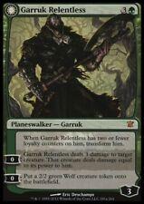 MTG 1x Garruk Relentless/Garruk, The Veil-Cursed - Innistrad Myth NM