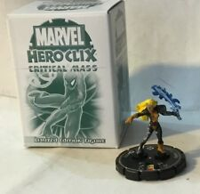 HeroClix CRITICAL MASS #213 ILLYANA RASPUTIN  LE GOLD RING MARVEL  MAGICK + BOX