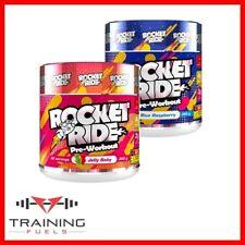 Rocket Ride Pre-Workout 360g 30 Servings High Stimulant