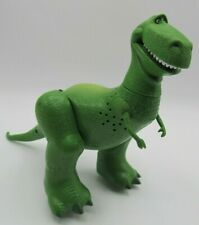 Mattel Disney Pixar Toy Story Rex Dinosaur Pull String Talking Walking Toy