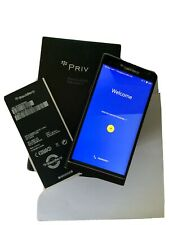 BlackBerry Priv STV100-4 - 32GB - Black (Unlocked) Smartphone