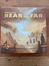 Near And Far - Board Game, Brettspiel, englisch