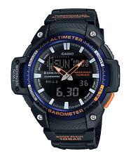 Casio SGW450H-2B, Twin Sensor Watch, Altimeter, Thermometer, 100 Meter, 5 Alarms