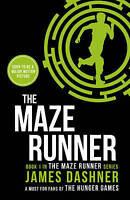 The Maze Runner, James Dashner, New Book