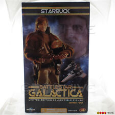 "Battlestar Galactica 12"" Starbuck Collectible Action Figure by Majestic Studios"