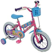 "Girl Collectable Bike, Pink, Size 14"" by Shopkins with Adjustable Handle Bar"