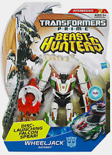 TRANSFORMERS Prime Collection_Beast Hunters_WHEELJACK action figure_Deluxe Class